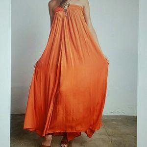 Dresses & Skirts - Smoked Strapless Dress